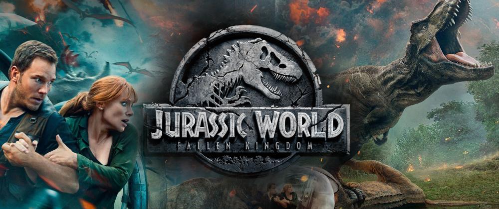 Jurassic World: Fallen Kingdom (2D)