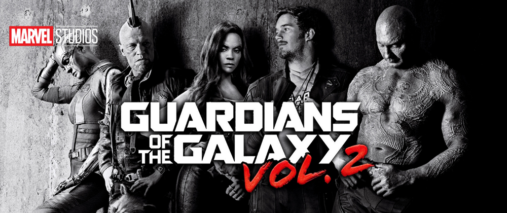 Guardians of the Galaxy Vol.2 (2D)