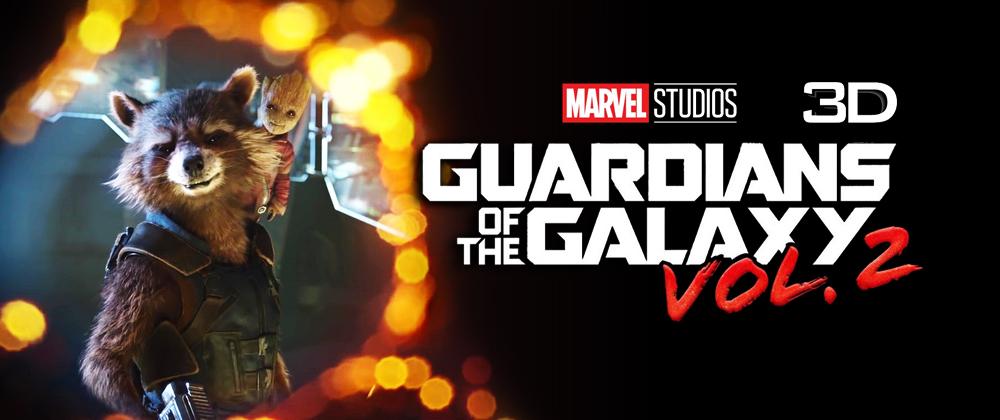 Guardians of the Galaxy Vol.2 (3D)